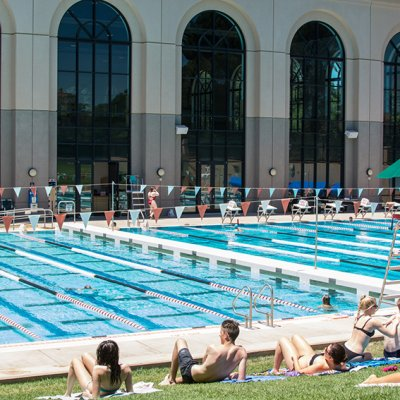 Stanford Swimming Pool